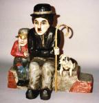 Chaplin sKidem /V. Židek/  * Chaplin mit Kid von V.Zidek